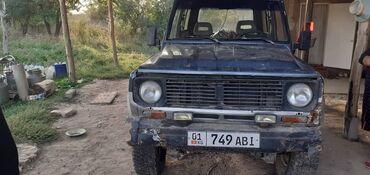 Daihatsu - Кыргызстан: Daihatsu Rocky 2 л. 1984