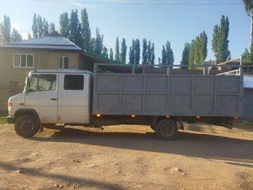 гигант 814 бишкек in Кыргызстан | АВТОЗАПЧАСТИ: Mercedes-Benz 4.2 л. 1999 | 290000 км