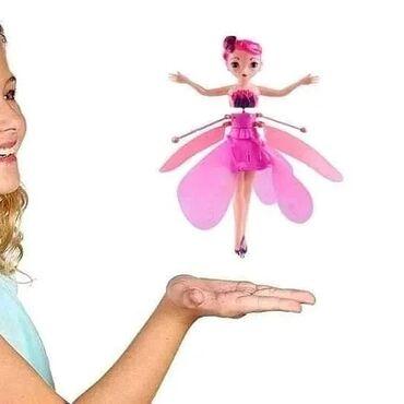 551 oglasa: Leteća vila u roze haljini (1 899din)   lutka koja leti i do čak 3 me