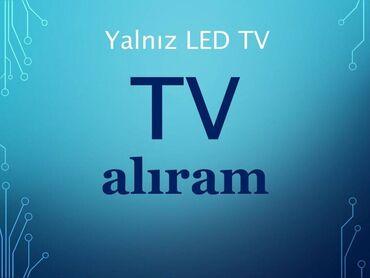 grundig televizor - Azərbaycan: Televizorlar alıram. işlənmiş, işlək vəziyyətdə, problemi, sınığı