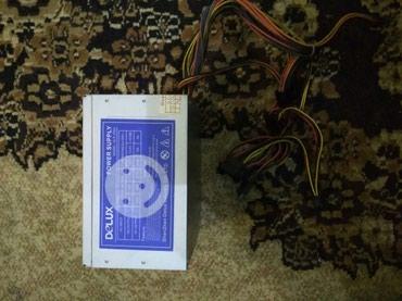 Блок питания бу для компьютера DELUX MODEL в Бишкек