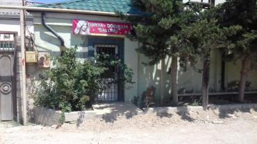 Bakı şəhərində Gozelliy   salonu... Unvan  zabrat 1 kerpic zavod masivinde