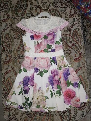 джинсовый костюм детский в Кыргызстан: 1.Подростковое платье для девочки (турция)В отличном состоянии.Цена 30