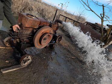 Yük və kənd təsərrüfatı nəqliyyatı - Ətcələr: Su matoru Andican satilir
