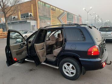 hyundai lavita в Кыргызстан: Hyundai Santa Fe 2.2 л. 2004