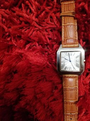 Cartier replica watch women quartz santos 100.Αρχική τιμή 200 € σε Άγιοι Ανάργυροι - εικόνες 2