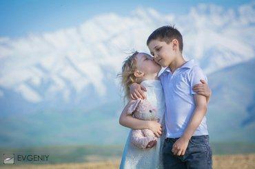 Фотограф Свадебная фотография, Lave story Семейная фотосессия Детские  в Бишкек