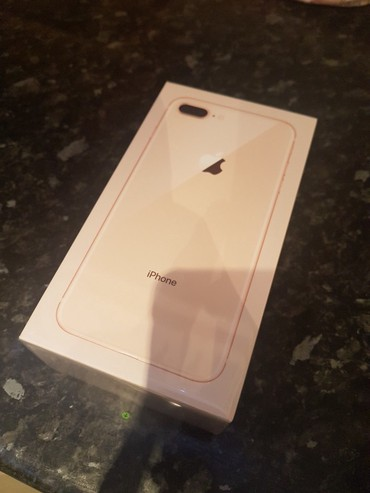 Brand new original Apple iPhone 8 Plus Gold 256GB comes with 12 σε Central Athens