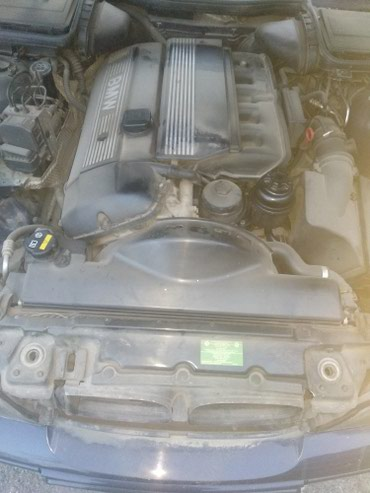 Двигатель BMW e39 M54B25 в Бишкек