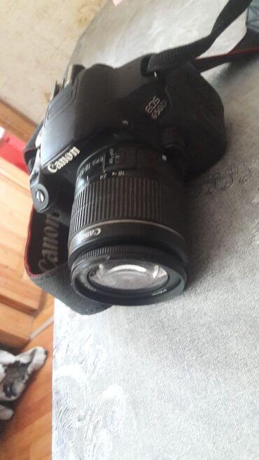 Canon 475 azn.Seriyasi 650D di.tam islekdi.unvan