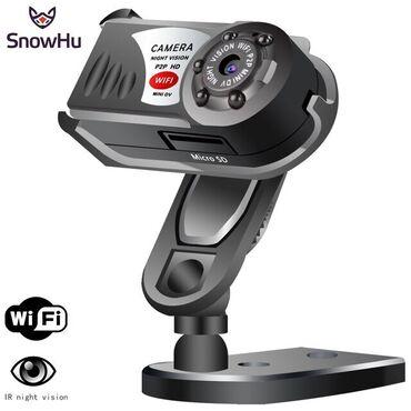 Видеокамеры - Кыргызстан: Wi-Fi видеокамера Q7Технические характеристики:Тип камеры