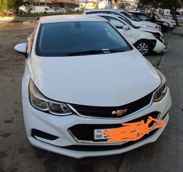 Chevrolet - Azərbaycan: Chevrolet Cruze 1.4 l. 2016 | 105000 km