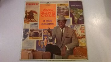 Nat king cole - a mis amigos – vinyl, lp χώρα:κυκλοφορία:κατηγορία