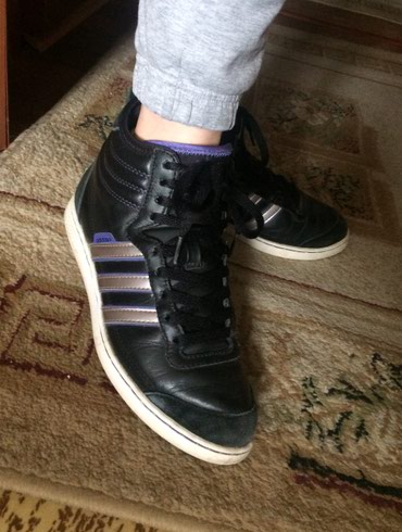 Фирменные кроссовки adidas. Осенние в Бишкек