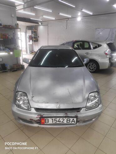 Honda Prelude 2.2 л. 1998 | 381274 км