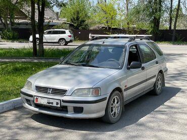 Honda Civic 1.4 л. 1999