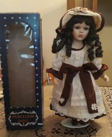 Фарфоровая кукла в Bakı