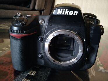 D300s — компактная профессиональная зеркальная фотокамера с матрицей