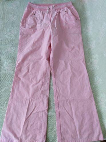 Джинсы - Кок-Ой: Новые женские штанишки! нежно-розового цвета. 42/44р