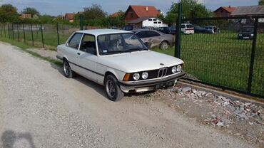 Bmw 3 серия 316i at - Srbija: BMW 3 series 2020