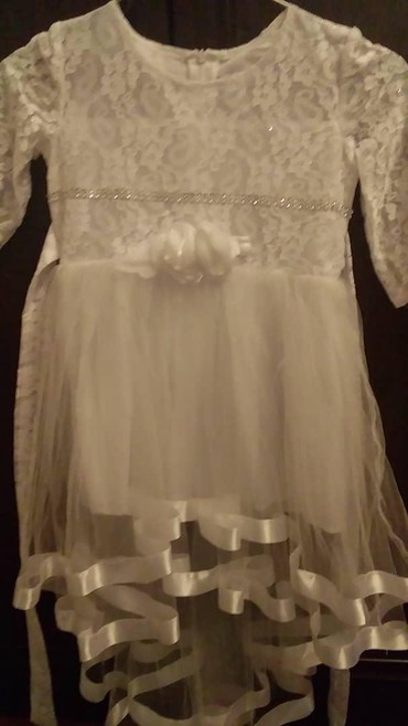 платья со штанами узбекские в Кыргызстан: Детские платья отличного качества. одевали только 1 раз