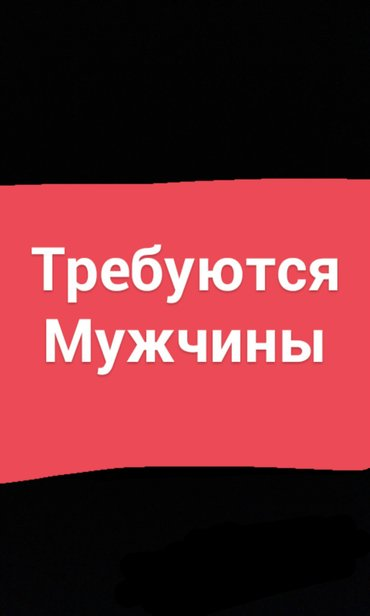 Требуются мужчины на перспективную должность в компанию X LANDтребова в Бишкек