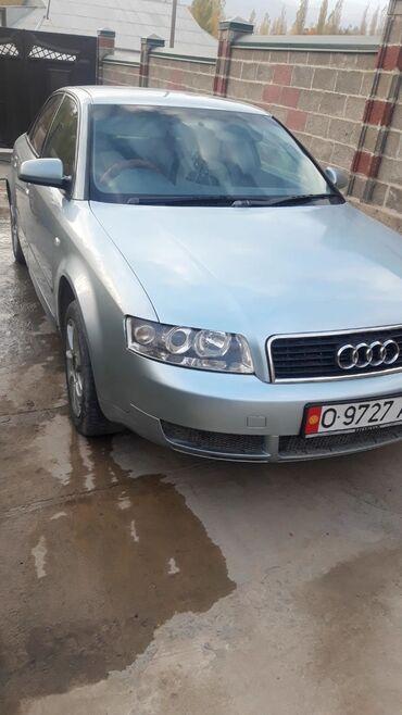 audi a4 2 8 tiptronic в Кыргызстан: Audi A4 1.8 л. 2002 | 180000 км