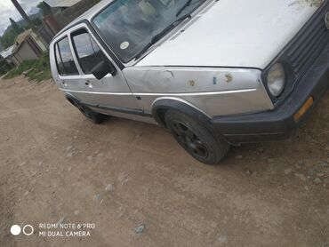 Volkswagen - Кант: Volkswagen Golf 1.8 л. 1986