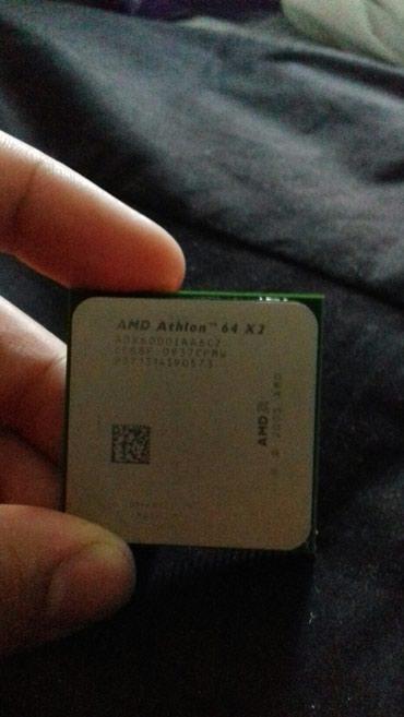 AMD Athlon 64x2 6000+ procesor - Belgrade