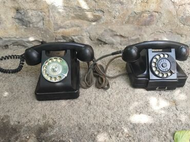 telefonlar iwlenmiw - Azərbaycan: Qedim telefonlar 1950 illerin ishlek veziyetde