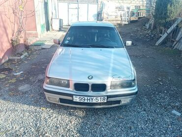 bmw 318 1994 - Azərbaycan: BMW 318 1.8 l. 1993 | 370000 km