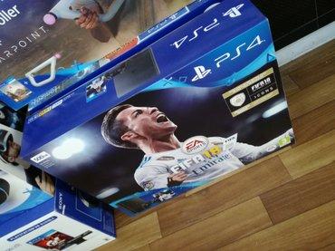 Playstation 4 slim 500 gb təzə upokovkada в Баку