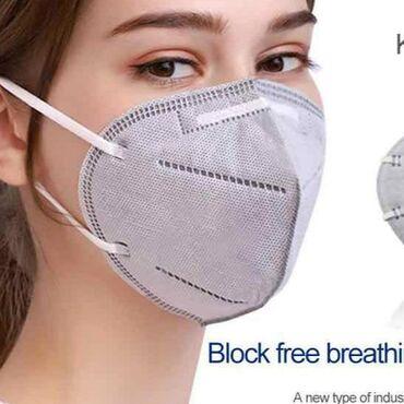В наличии имеется медицинская маска высокого качества многоразовые с
