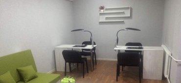 Оборудование для бизнеса - Баетов: Продаются 2 маникюрных столика!!!