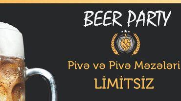Salam 19.20. 06.2020 beer party. Pivə party. Pulsuz pive herkəsə