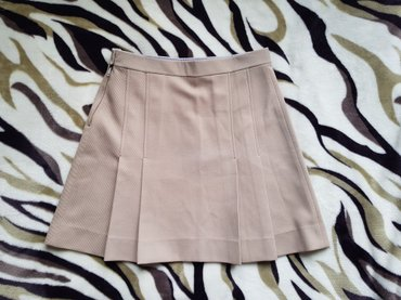 Бежевая юбка. размер s в Лебединовка