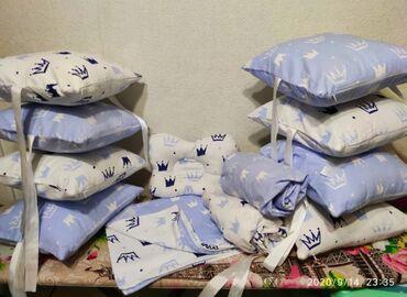 Всем привет!Продаем комплект постельного белья в детскую кроватку