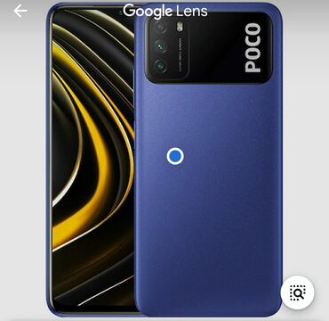 Электроника - Гульча: Xiaomi Poco M3   4 ГБ   Голубой   Гарантия, Отпечаток пальца, С документами