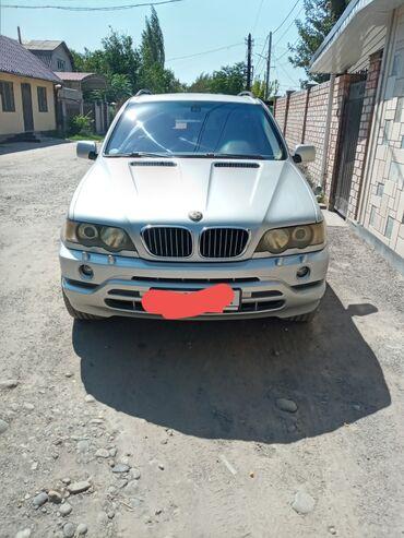 диски на бмв x5 в Кыргызстан: BMW X5 4.4 л. 2002