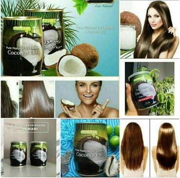 КОКОСОВОЕ масло для волос и Аргановое масло лечебный для выпадения