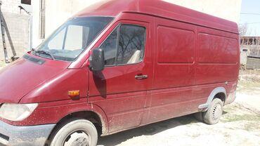 Купить грузовик до 3 5 тонн бу - Кыргызстан: Двухскатный Спринтер, 2003 года выпуска, мотор муссо 3 куб