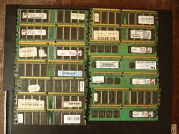 Na prodaju 15 ram memorija od 128 do 1gb memorije kingston, ddr1 i - Uzice