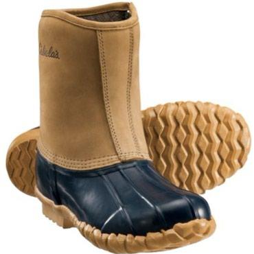 Ботинки CABELA'S Duck Boot USA (оригинал/кожа) в Бишкек