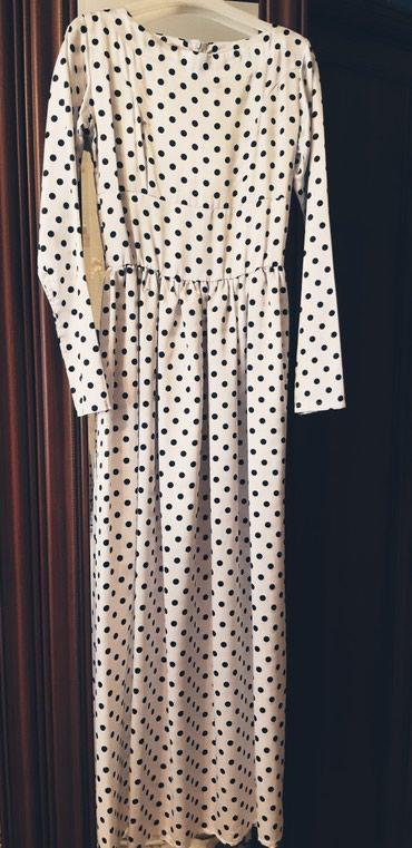 Bakı şəhərində Атласное платье в пол.1 раз надевалось дома.как новое