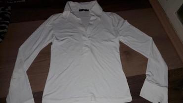 Majica dug - Srbija: Jako lagana i malo nosena majca dugih rukava S vel