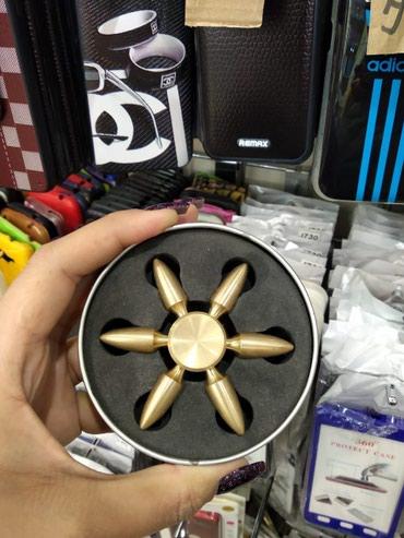 - Azərbaycan: Metal Spinner