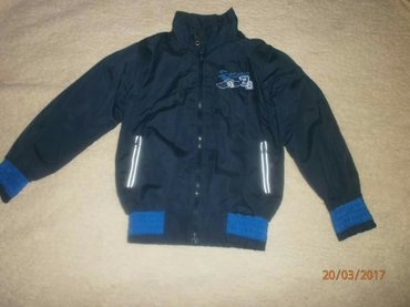 Okay dečija prolecna  jakna,doneta iz austrije,velicina 128,jako - Smederevo