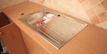 Ugradna ploca - Srbija: Ugradnja i montaža sudopera i kuhinjskih elemenata i uređaja (visećih