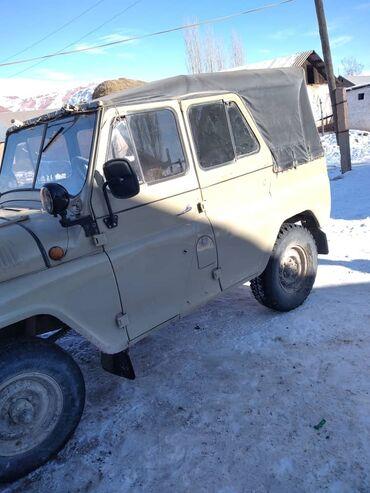 куплю уаз в Кыргызстан: UAZ 469 1999
