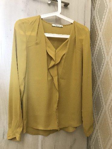 турецкая блуза в Кыргызстан: Рубашка турецкая «Miss Lilium», 36 размер